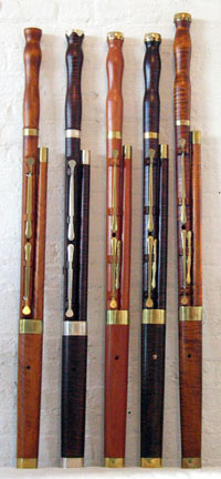 Baroque Bassoons, back