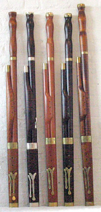 Baroque Bassoons, front