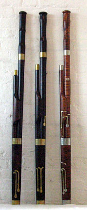 Classical & Romantic Bassoons, back